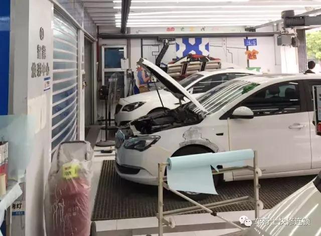 汽车维修店