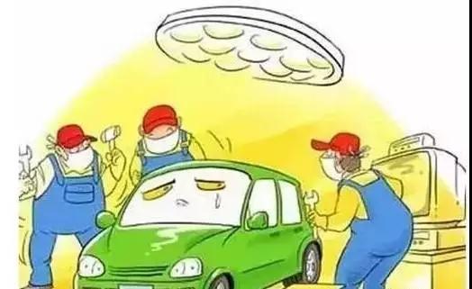 """【汽车维修保养加盟店】汽车保养的""""九""""大忌 你中招了"""